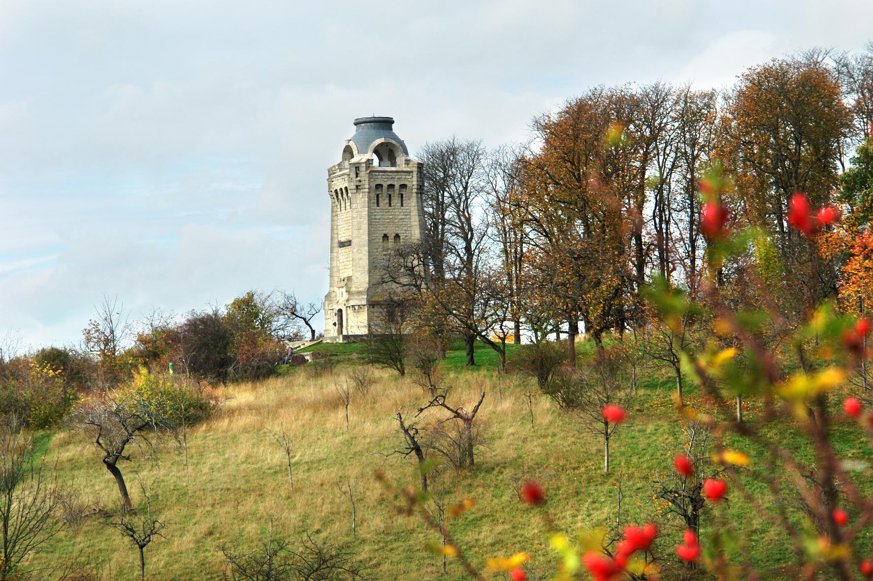 Genusswanderung zum Bismarckturm