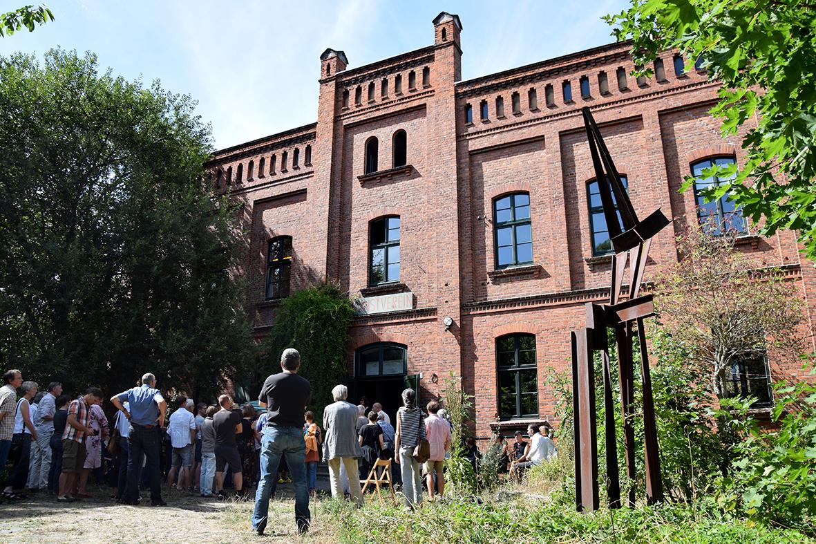 Kunstverein im alten Brauhaus von Röderhof
