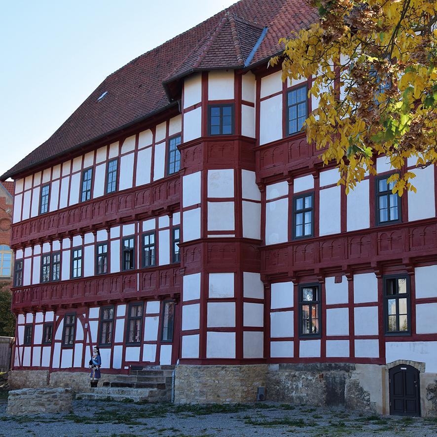 Bunter Hof Osterwieck