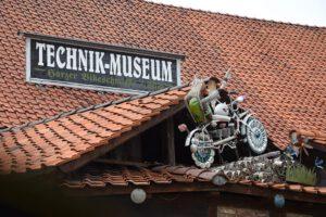 Harzer Bikeschmiede – Das Technik-museum im Harz