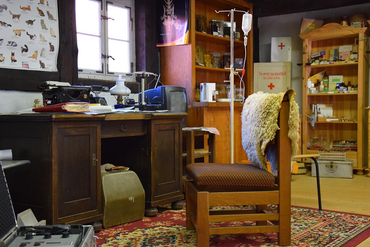 Tierarztmuseum Badersleben