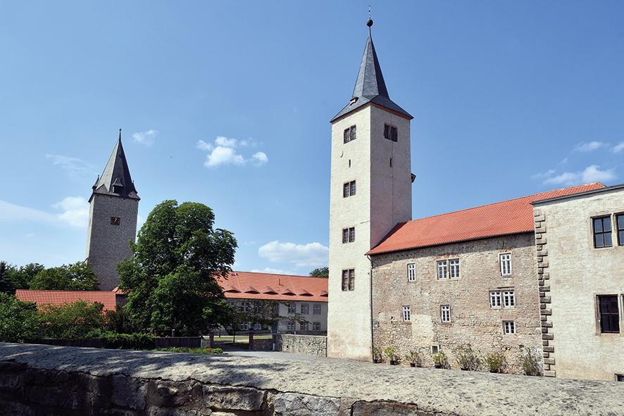 Führungen im Schloss Hessen