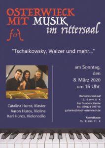 Musik im Rittersaal