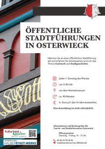 Öffentliche Stadtführung Osterwieck – ohne Anmeldung